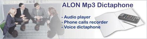 Alon-dictaphone