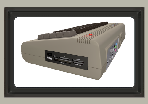 New C64