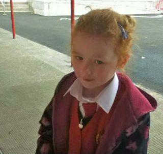 Mia in Big School
