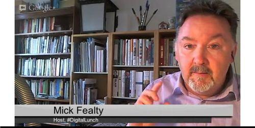 Mick Fealty Hangout