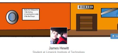 James Hewitt Post