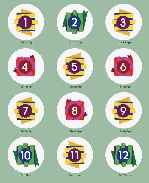 DIT 12 Apps