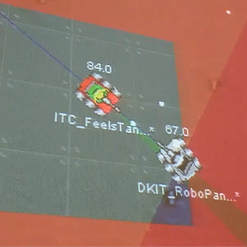 Click to see more Robocode images